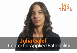 Julia Galef - President of Center for Applied Rationality